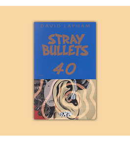 Stray Bullets 40 VF (8.0) 2005