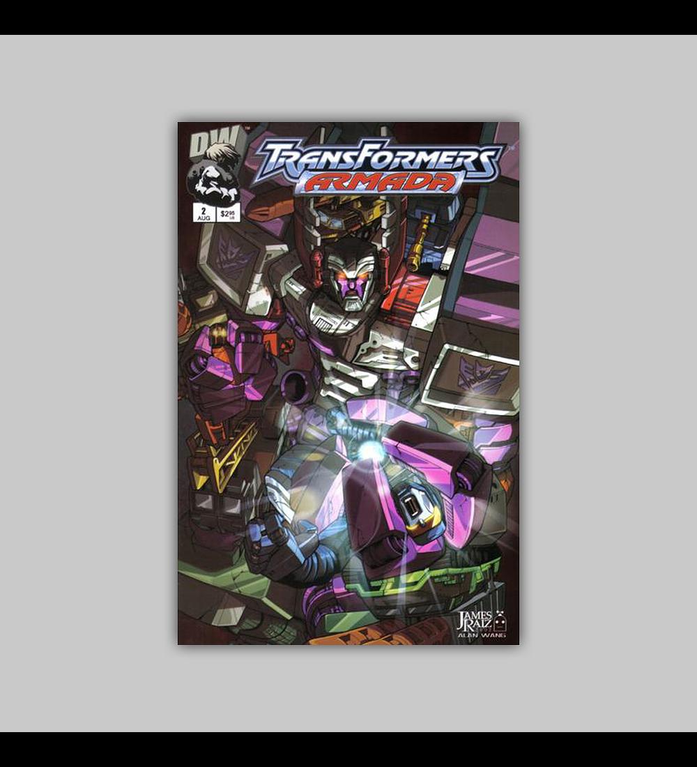 Transformers: Armada 2 2002