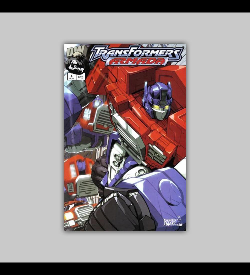 Transformers: Armada 4 2002