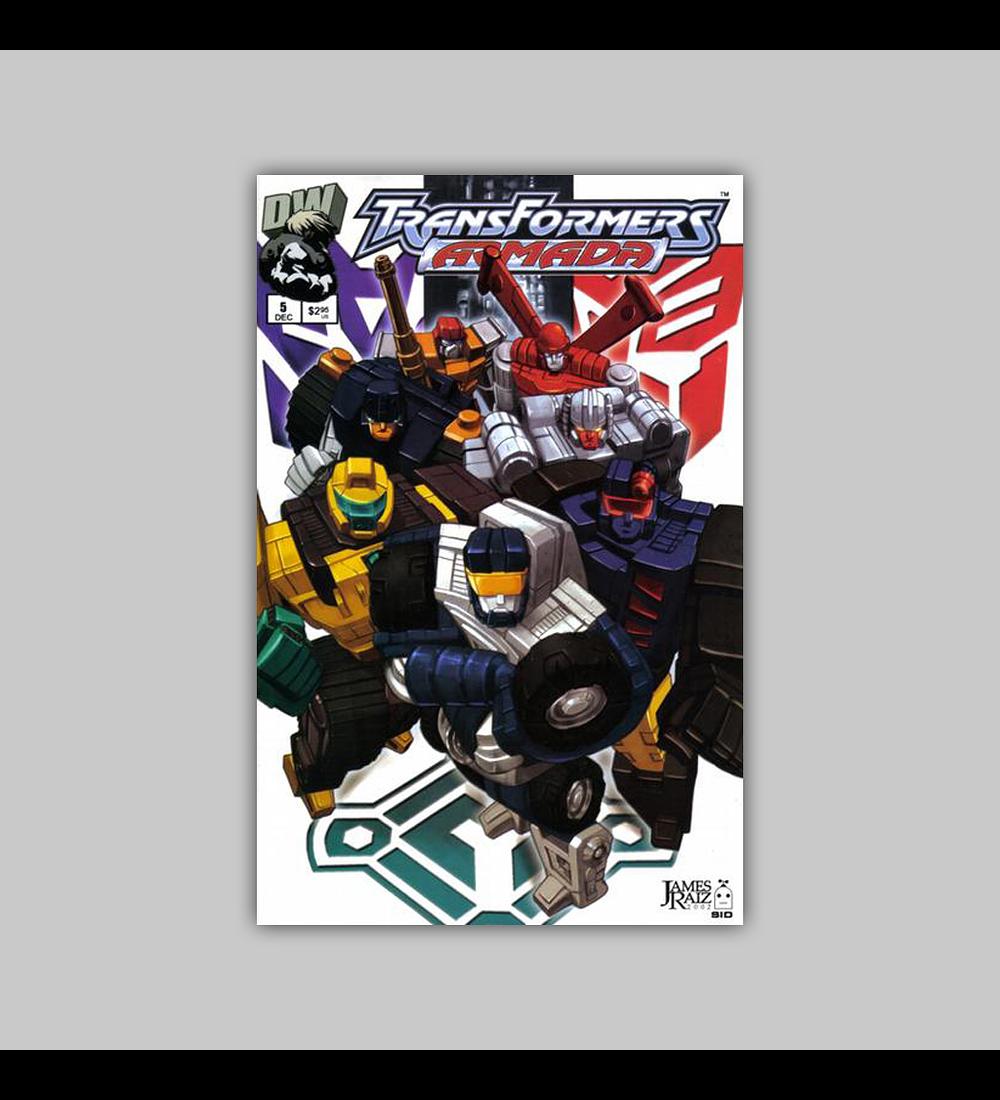 Transformers: Armada 5 2002