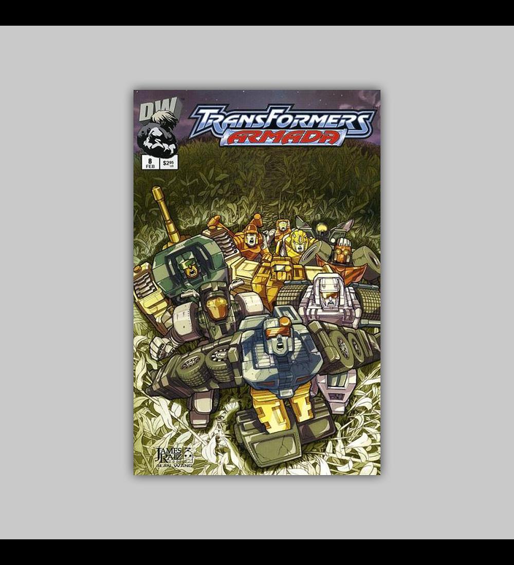Transformers: Armada 8 2003
