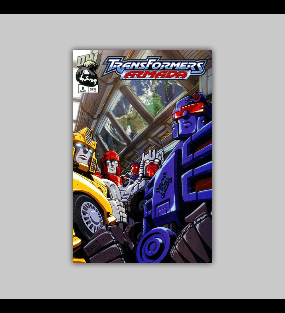 Transformers: Armada 9 2003
