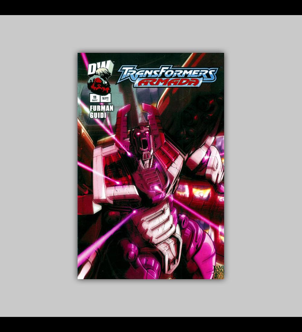 Transformers: Armada 11 2003
