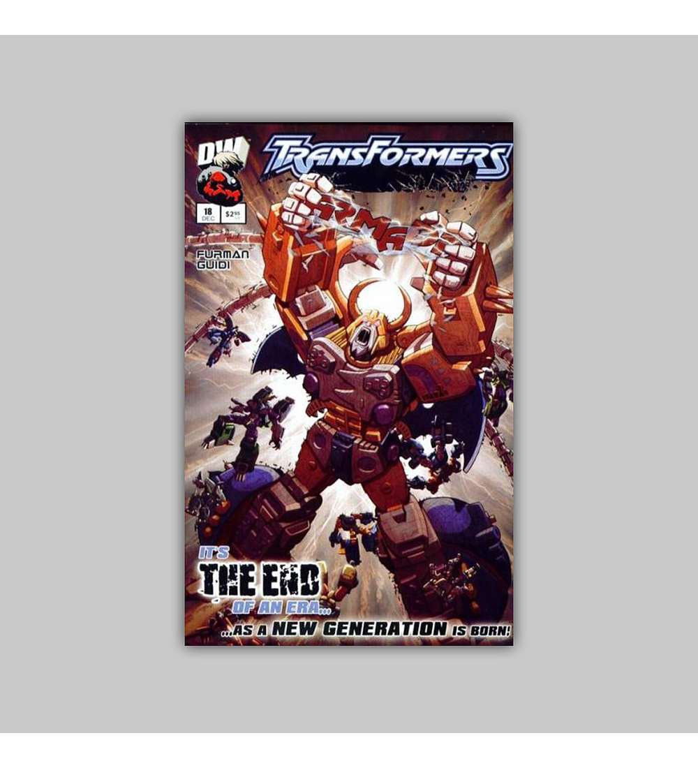 Transformers: Armada 18 2004
