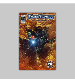 Transformers: Energon 21 2004