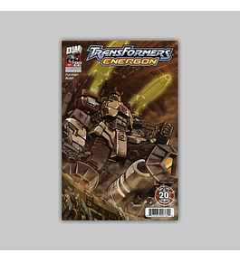 Transformers: Energon 22 2004