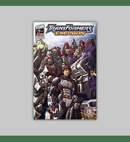 Transformers: Energon 23 2004