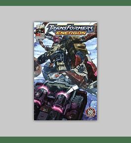 Transformers: Energon 25 2004