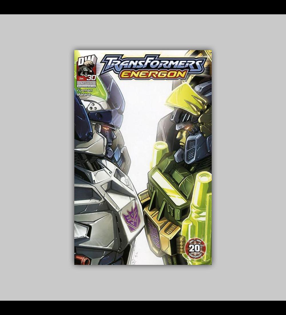 Transformers: Energon 30 2004