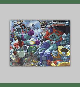 Transformers: Armada 1 Foil 2002