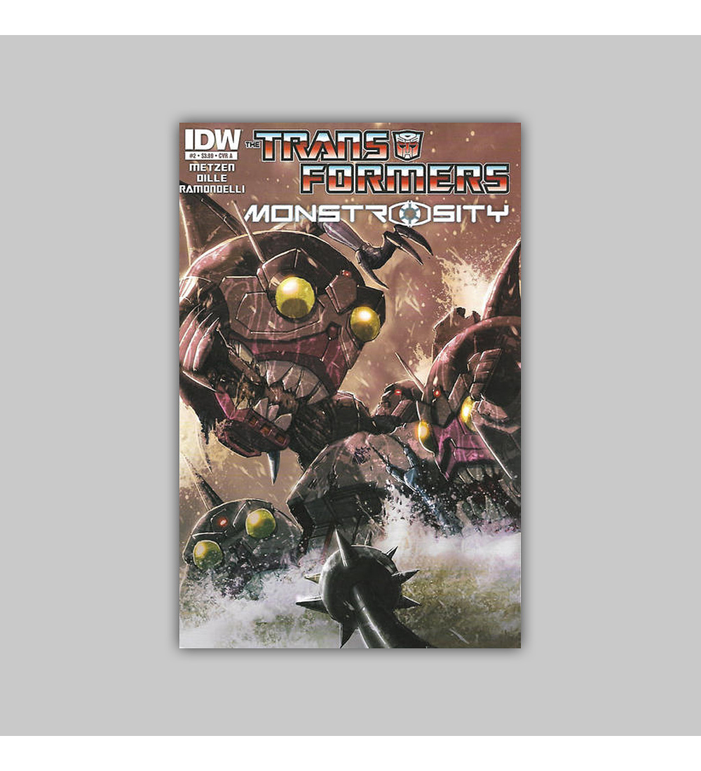 Transformers: Monstrosity 2 2013