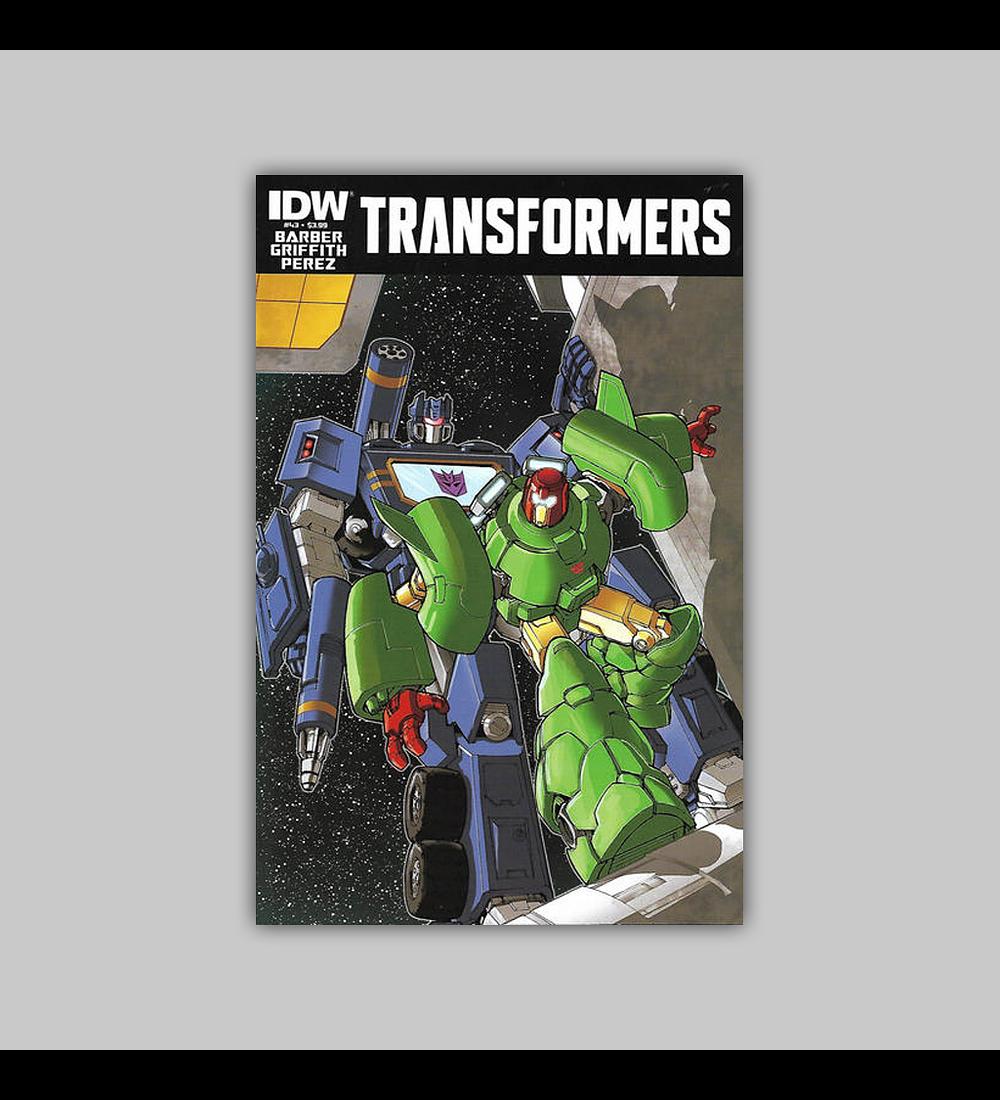 Transformers: More Than Meet the Eye 43 2015