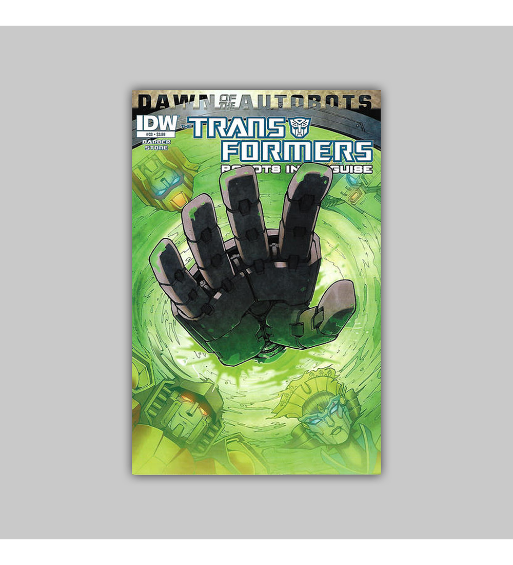 Transformers: Robots in Disguise 33 2014