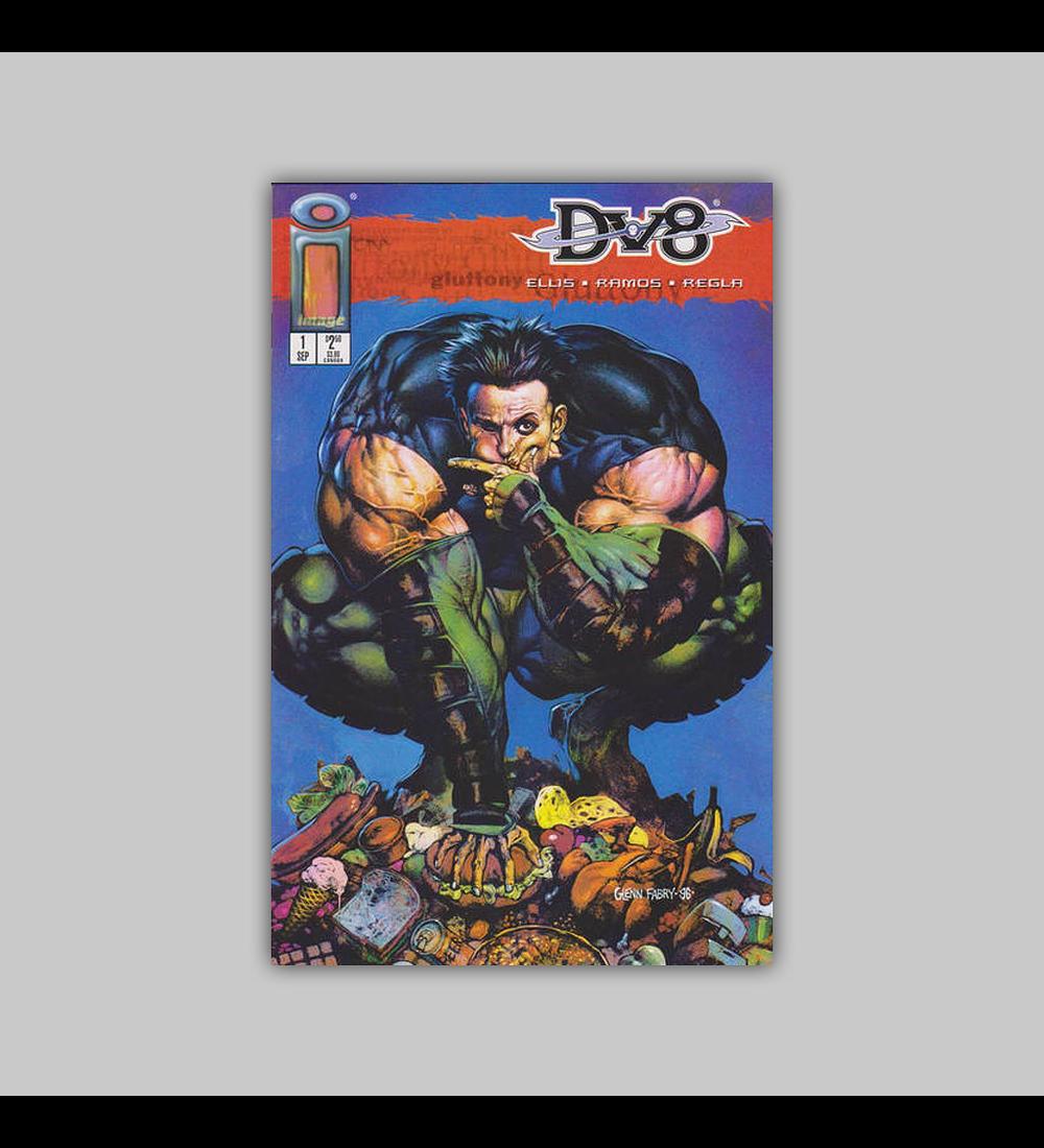 DV8 1 Gluttony 1996