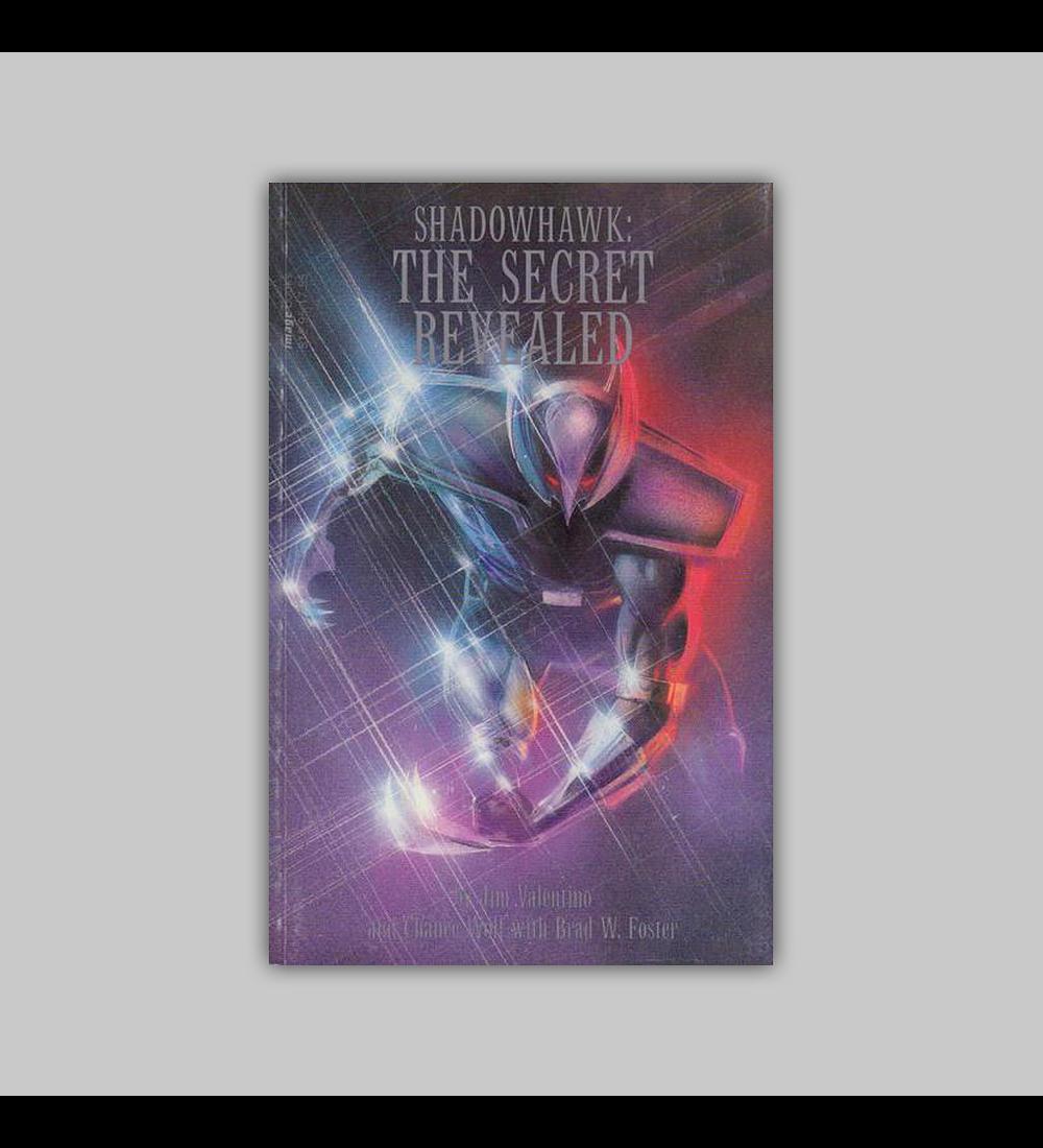 Shadowhawk: Secret Revealed 1993