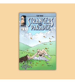 Strangers in Paradise (Vol. 3) 6 1997