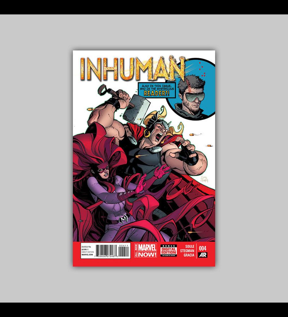 Inhuman 4 2014