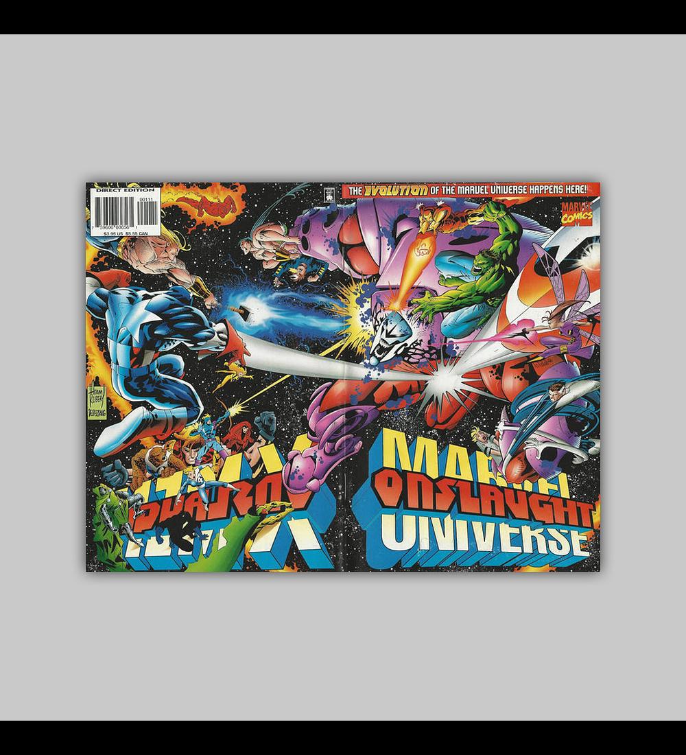 Onslaught: Marvel Universe 1 1996