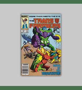 Transformers 10 VF/NM (9.0) 1985