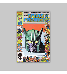 Transformers 22 1986