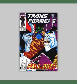Transformers 77 1991
