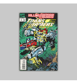 Transformers: Generation 2 3 1994