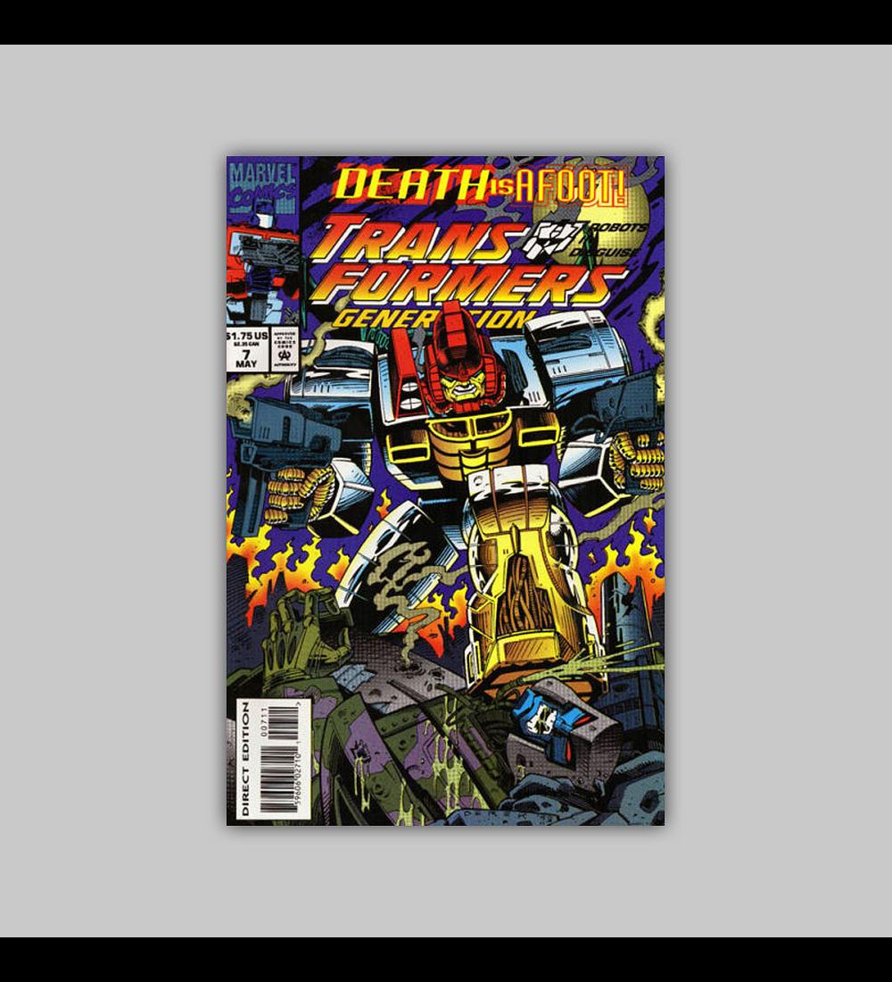Transformers: Generation 2 7 1994