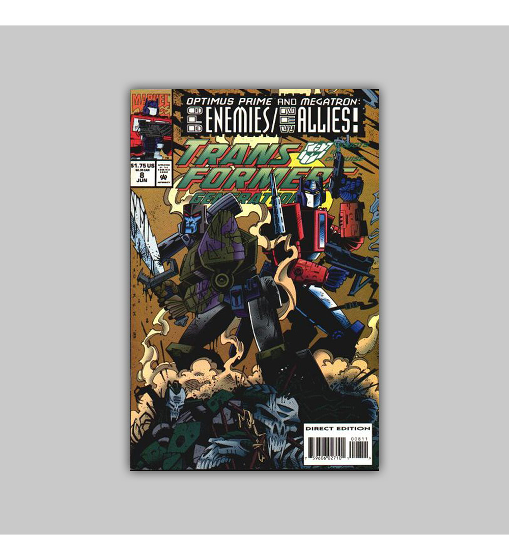 Transformers: Generation 2 8 1994