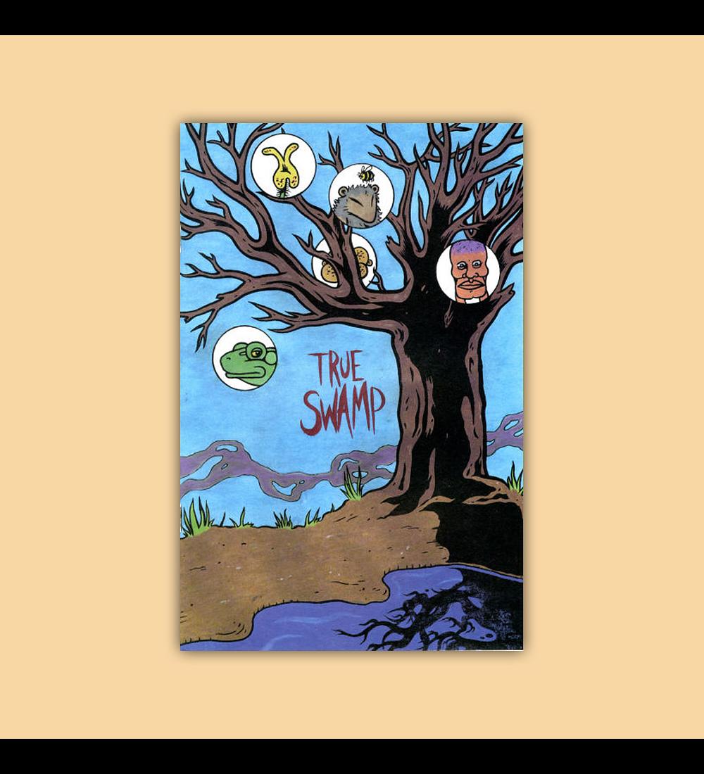 True Swamp: Underwoods and Overtime 2000