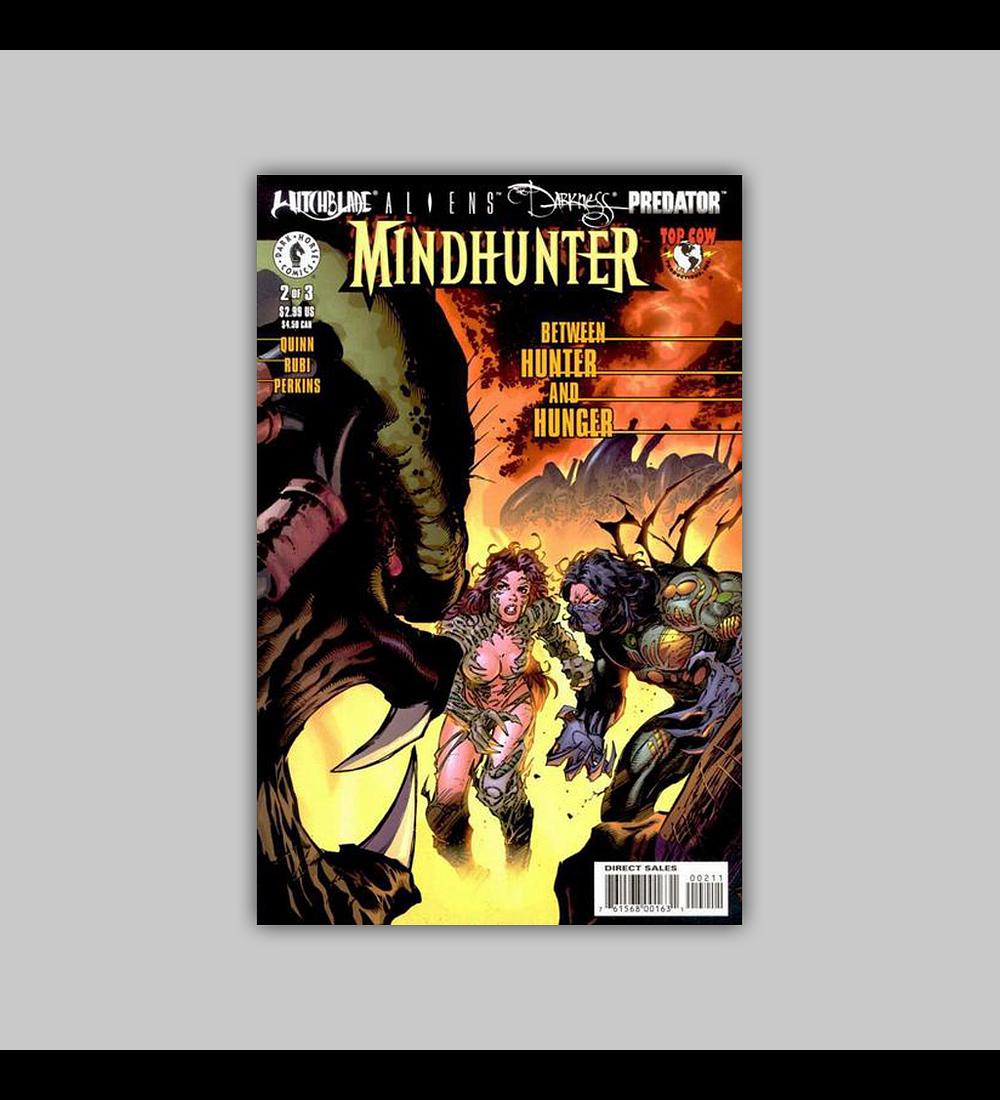 Witchblade/Aliens/Darkness/Predator: Mindhunter 2 A 2001