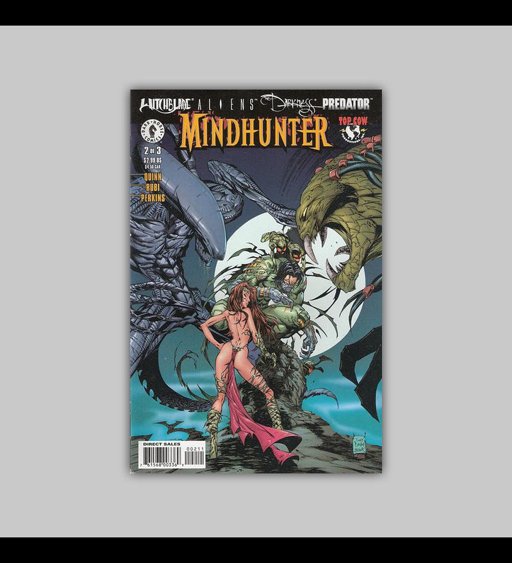 Witchblade/Aliens/Darkness/Predator: Mindhunter 2 B 2001