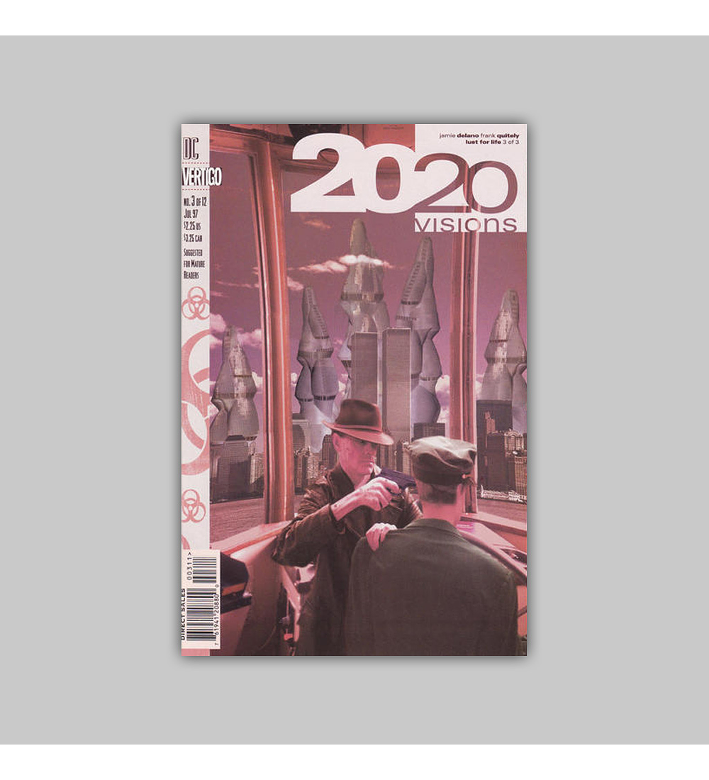 2020 Visions (complete limited series) 1998
