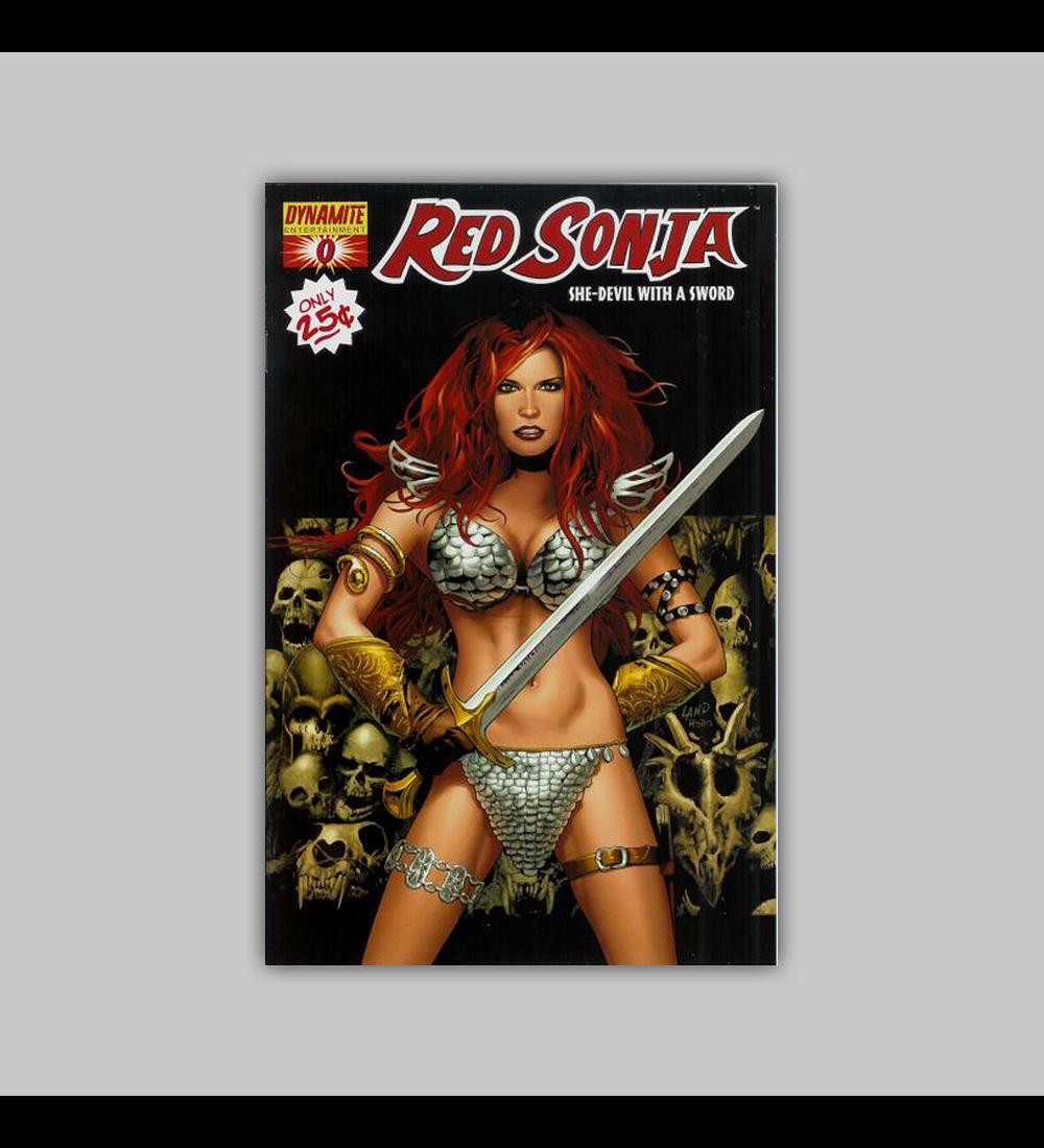 Red Sonja 0 B 2005