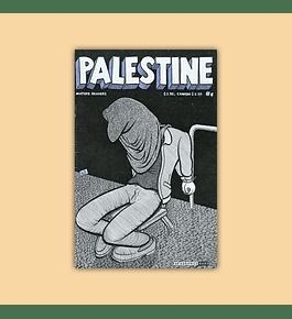 Palestine 4 Signed 1993