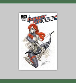 Danger Girl/G.I. Joe 2 2012