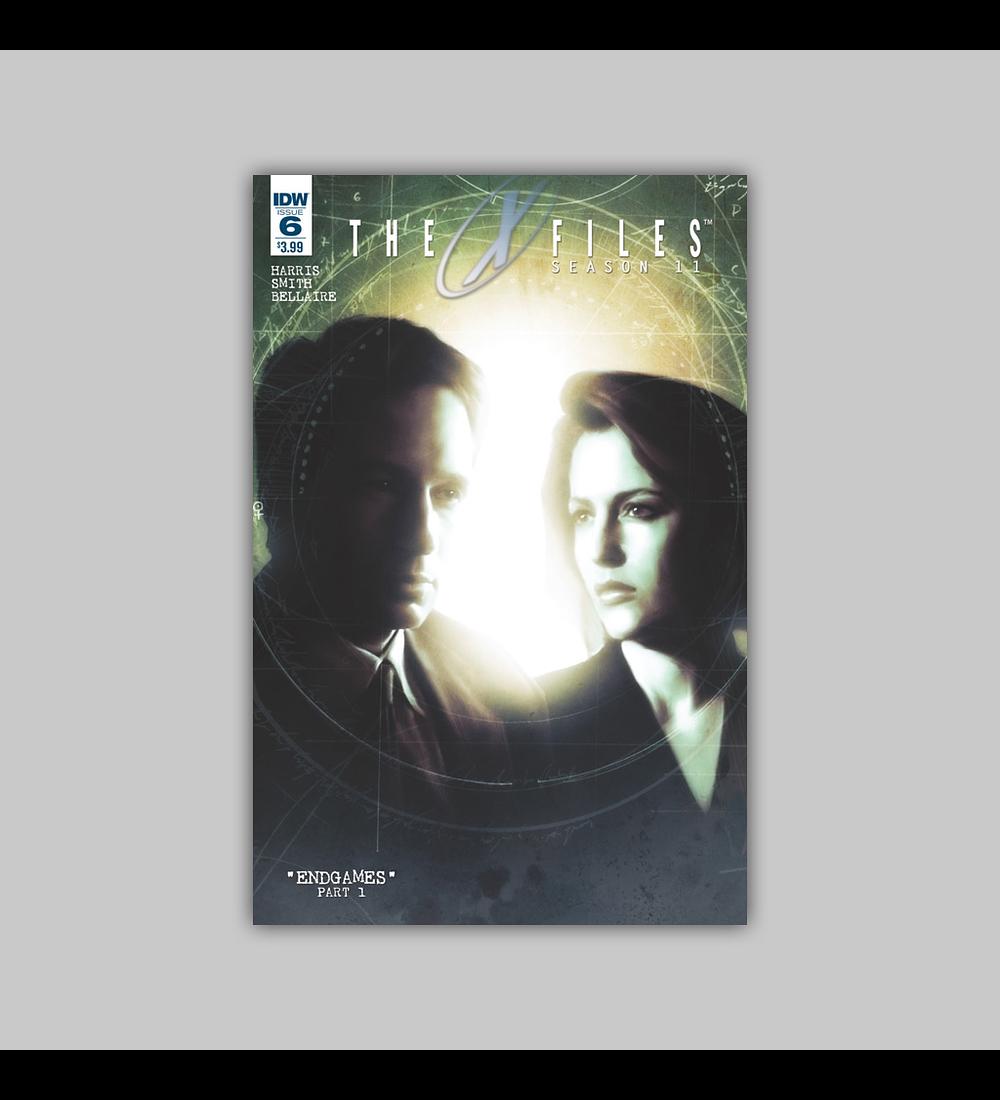 X-Files: Season 11 6 2016
