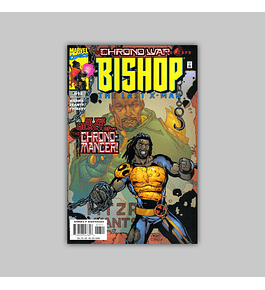 Bishop: The Last X-Man 13 2000