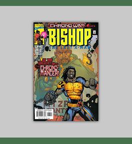Bishop: The Last X-Man 13 2000