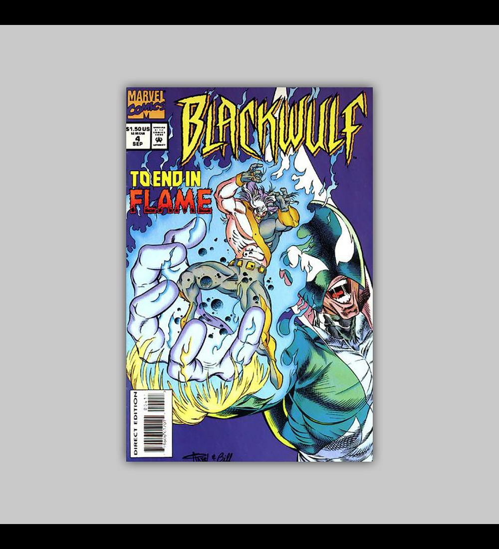 Blackwulf 4 1994