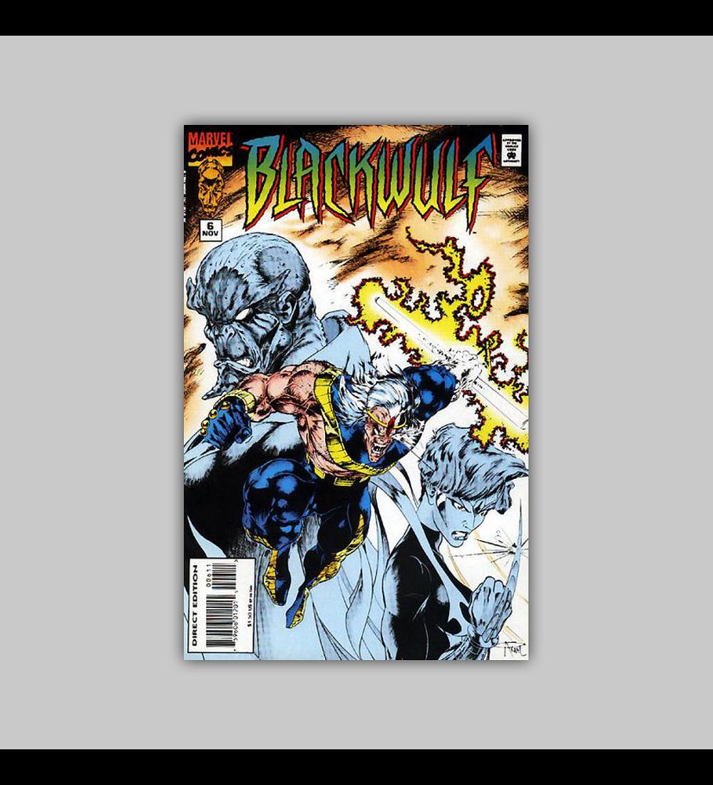 Blackwulf 6 1994
