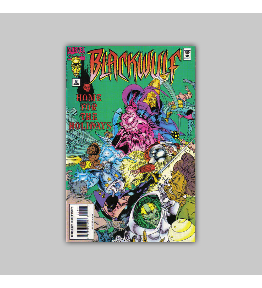 Blackwulf 8 1995