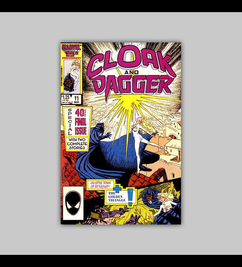 Cloak and Dagger 11 1986
