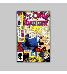 Cloak and Dagger 11 1986