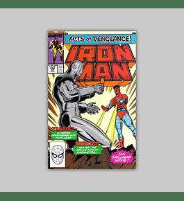 Iron Man 252 1990