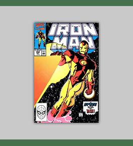 Iron Man 256 1990