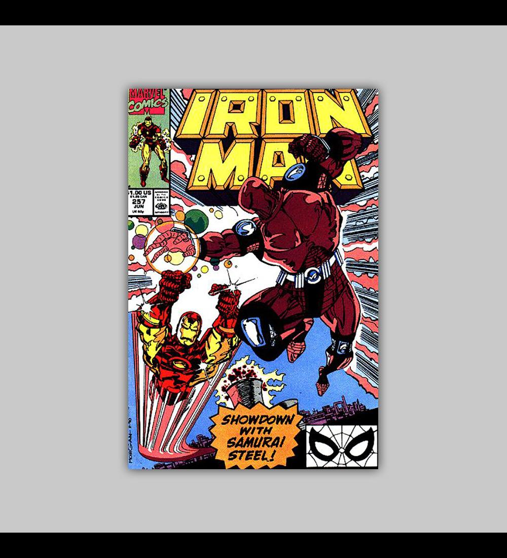 Iron Man 257 1990