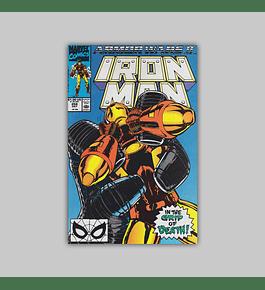 Iron Man 258 1990