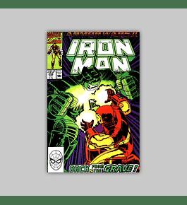 Iron Man 259 1990