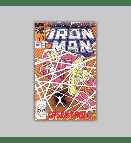 Iron Man 260 1990
