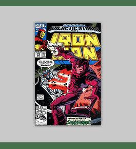 Iron Man 278 1992